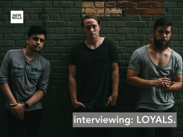 interviewing LOYALS.