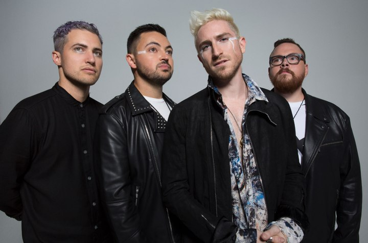 Walk the Moon by Brian Ziff