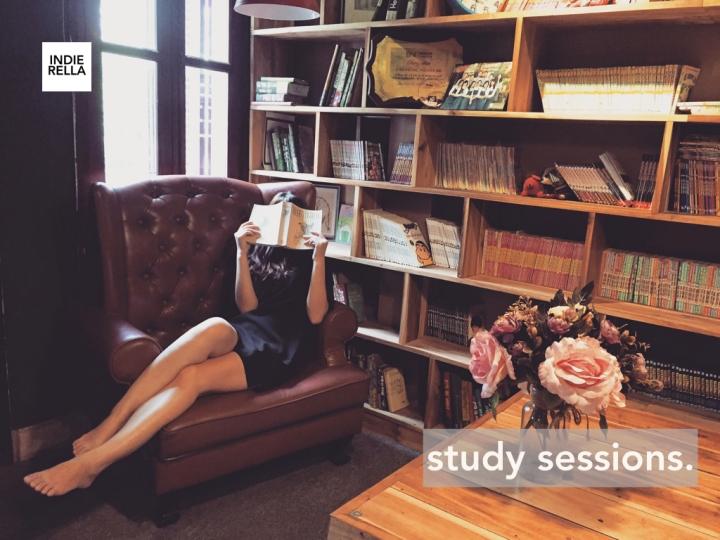 study sessions.