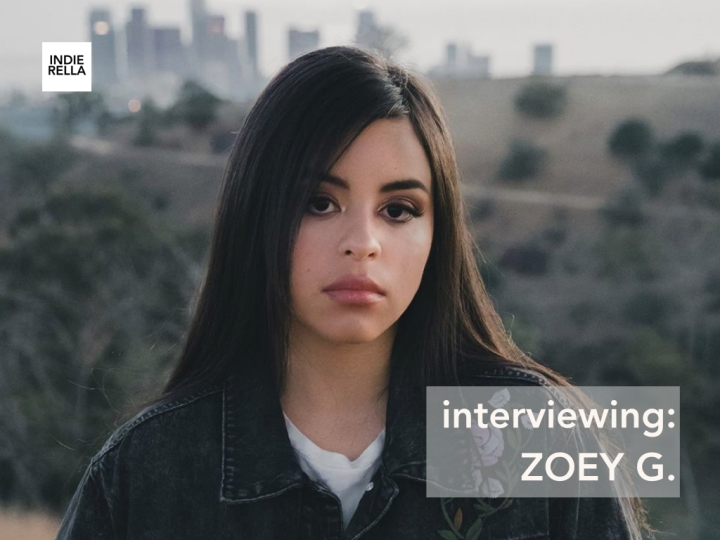 interviewing ZOEY G.
