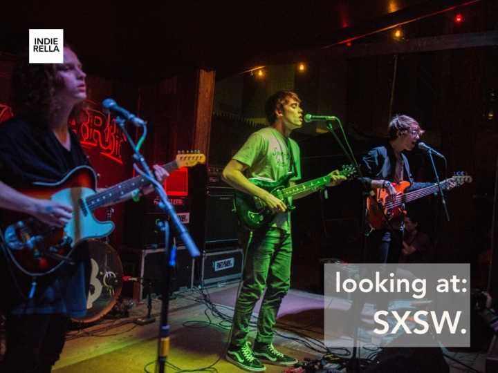 looking at SXSW.