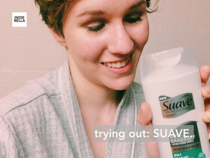 trying out SUAVE.