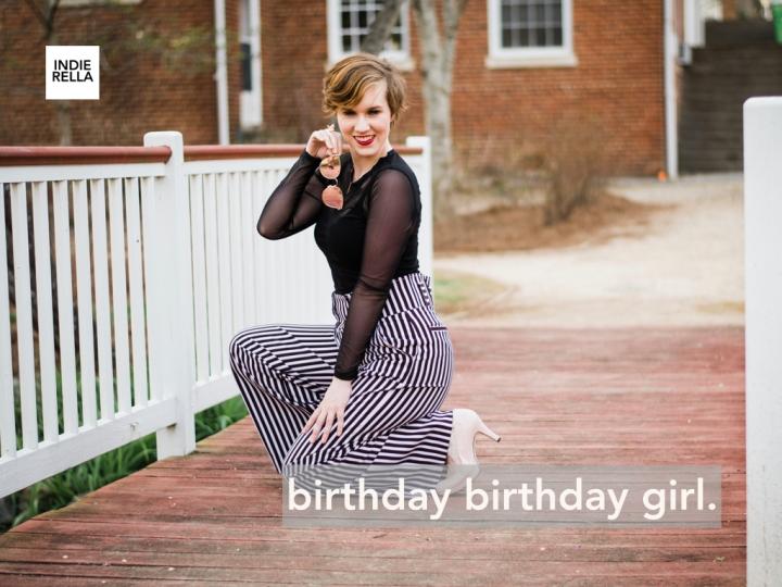 birthday birthday girl.