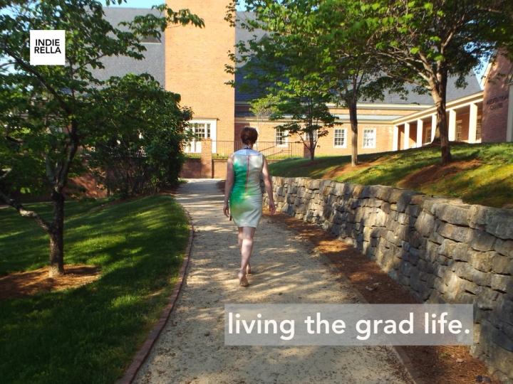 living the gradlife.