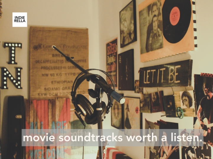 movie soundtracks worth a listen.