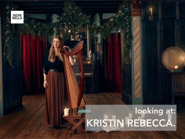 looking at: KRISTIN REBECCA.