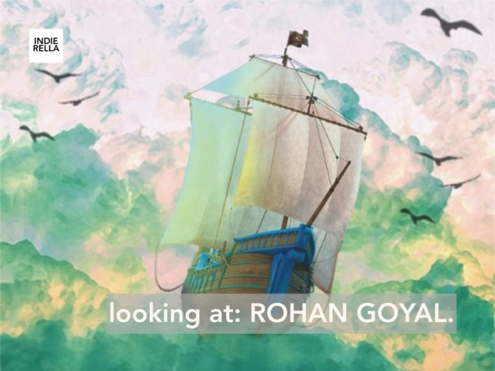 looking at: ROHAN GOYAL.