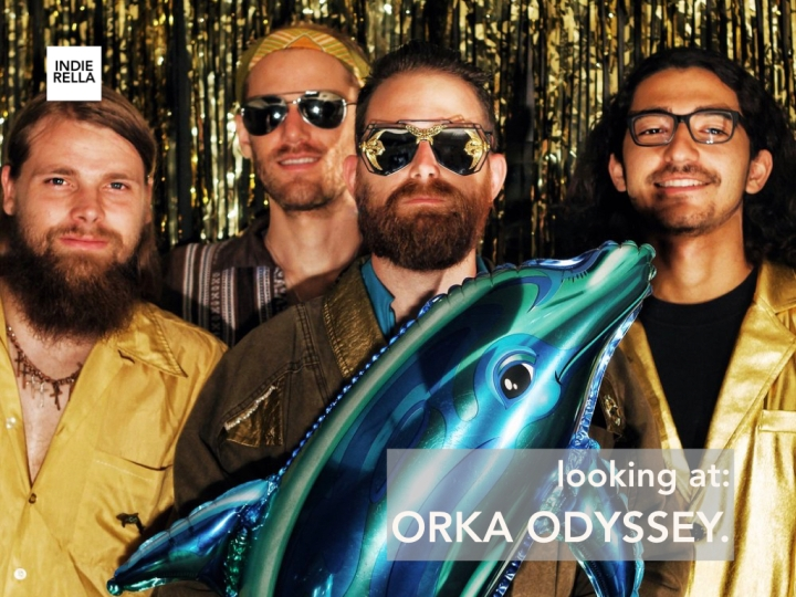 looking at: ORKA ODYSSEY.