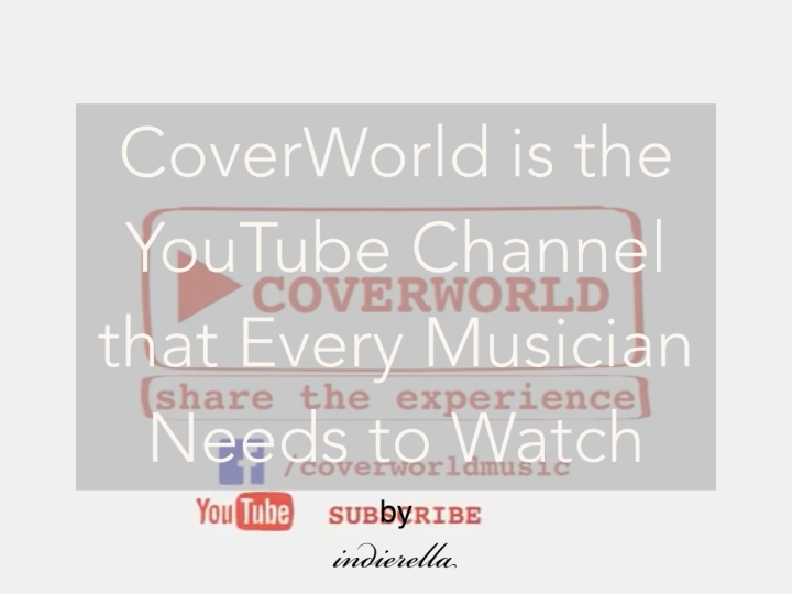 CoverWorld is the YouTube Channel Every Musician Needs to Watch