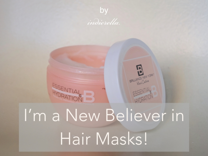 I'm a New Believer in Hair Masks!