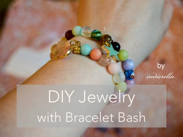 DIY Jewelry with Bracelet Bash
