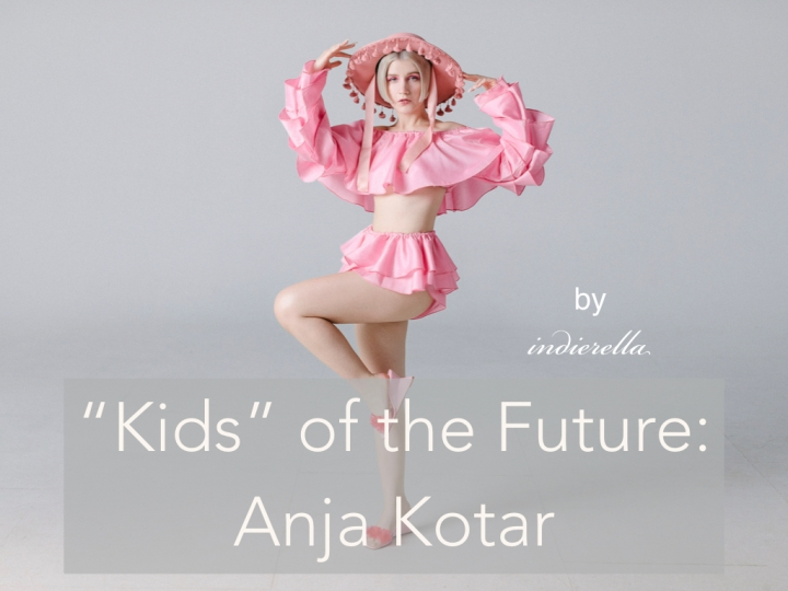 """Kids"" of the Future: Anja Kotar"