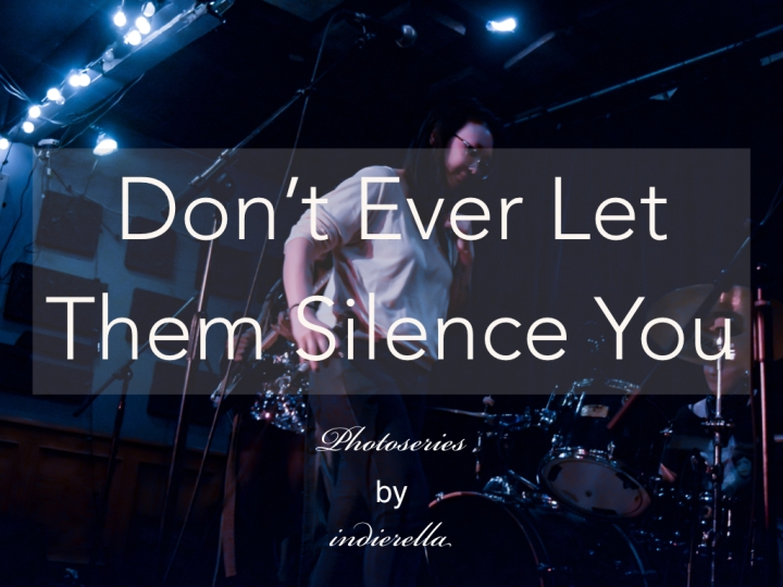 Don't Ever Let Them Silence You