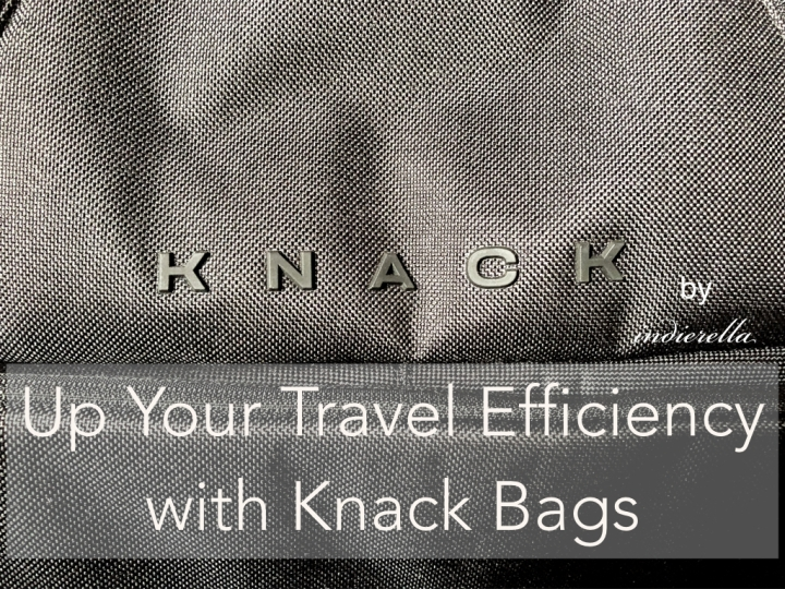 Up Your Travel Efficiency with Knack Bags